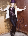 ZZ Ward Signed 8x10 Photo