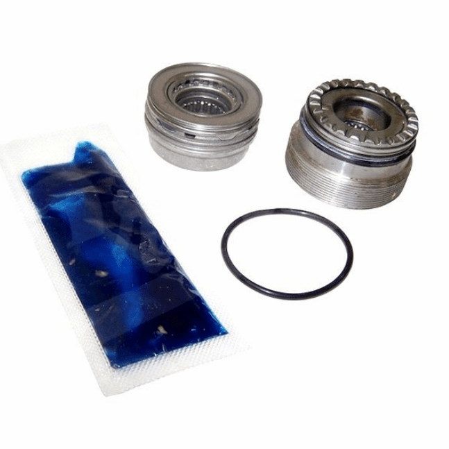4897000AA Steering Gear Thrust Bearing Repair Kit for 1979-1991 Jeep SJ & J-Series w/ Power Steering