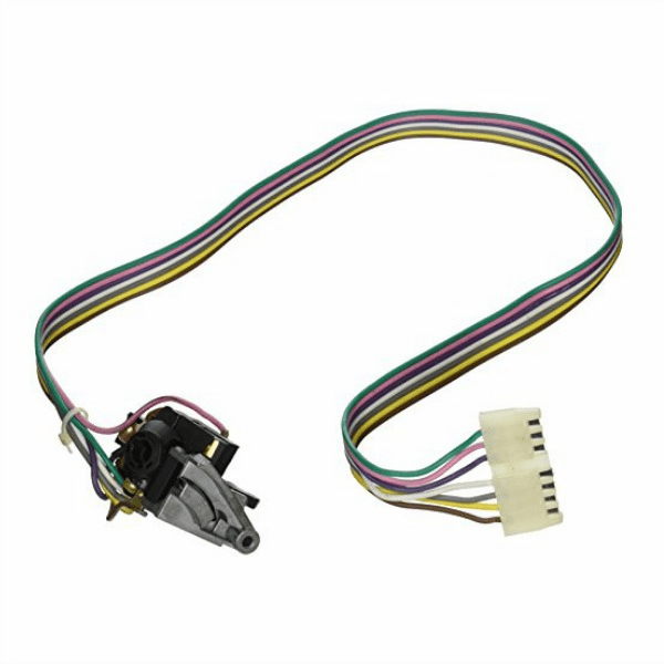 56007299 Wiper Switch, with Intermittent Wipers, with Tilt Wheel, 1986-1988 Grand Wagoneer, J-Series Truck