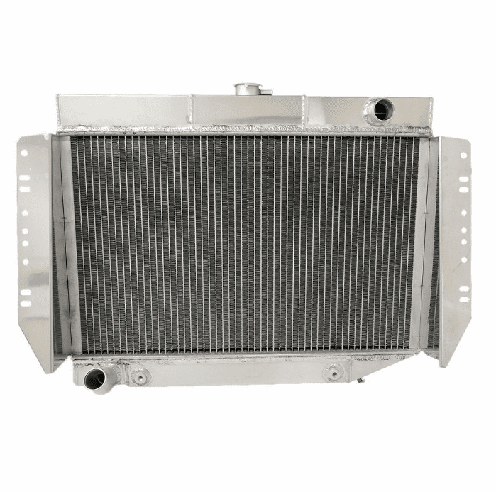 581AA3R Aluminum Radiator, 3 Row for 1972-1989 Jeep Cherokee, Grand Wagoneer, J10, J20 Series