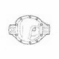 Dana 27 Front Axle & Differential Parts