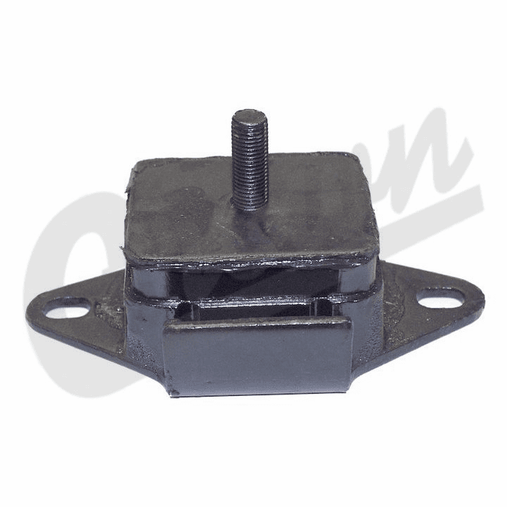 J3173681 Front Engine Mount for Wagoneer, Commando, Cherokee & Jeep J-Series Trucks 1971-1977 with 6 cyl 3.8L or 4.2L