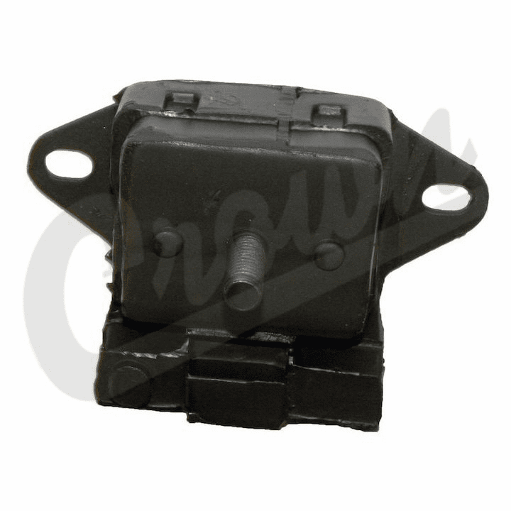 J8128488 Front Engine Mount for Grand Wagoneer, Cherokee & Jeep J-Series Pick-Up Trucks 1977-1990 4.2L 6 Cyl. Engine