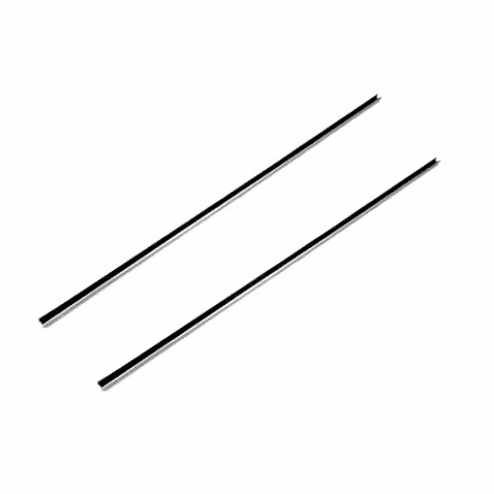 FSJKD1021 Glass Run Division Bar Kit, Front DS & PS for 1963-1991 Jeep Grand Wagoneer