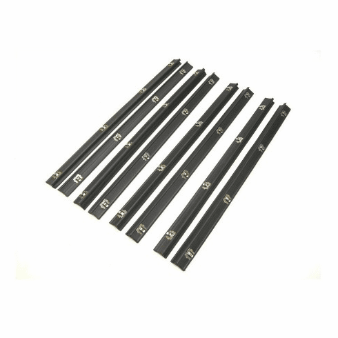 FSJKD2032A Belt Weatherstrip Kit, Front & Rear Inner & Outer DS & PS for 1963-1991 Jeep Cherokee, Grand Wagoner SJ