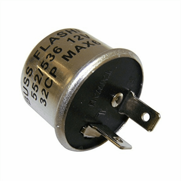 J5452266 Hazard and Turn Signal Flasher Relay 1981-1990 Cherokee SJ & Grand Wagoneer, J10, J20