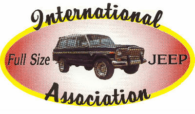 International Full Size Jeep Association