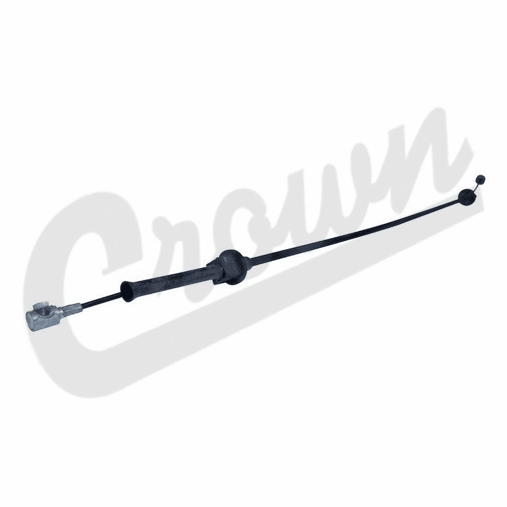 J5356569 Accelerator Cable for 1977 Cherokee, Wagoneer, J10, J20 w/ 4.2L Engine (stamped 5356569)