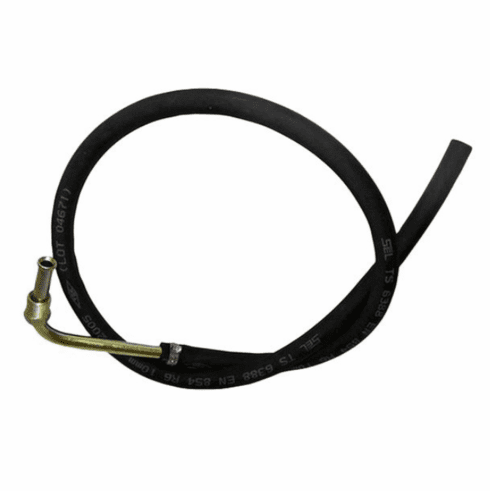J5357190 Power Steering Return Hose for 1976-1979 Jeep SJ & J-Series w/ 4.2L, 5.9L or 6.6L Engines