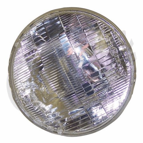 J8124687 Headlight Sealed Beam, 1963-1978 Jeep Wagoneer, Cherokee Chief, J10