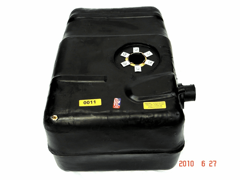Jeep Gas Tanks & Straps