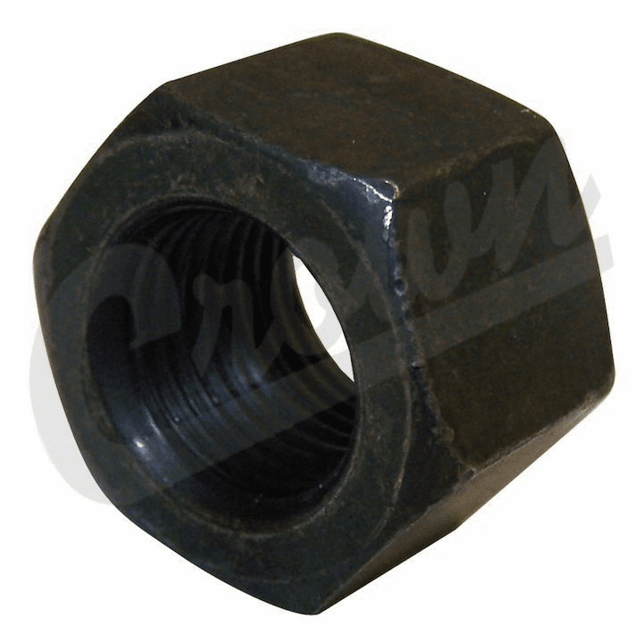 "J9420350 U-bolt Nut, 9/16"" x 18, 1974-1991 Jeep Grand Wagoneer SJ & J-Series Truck"
