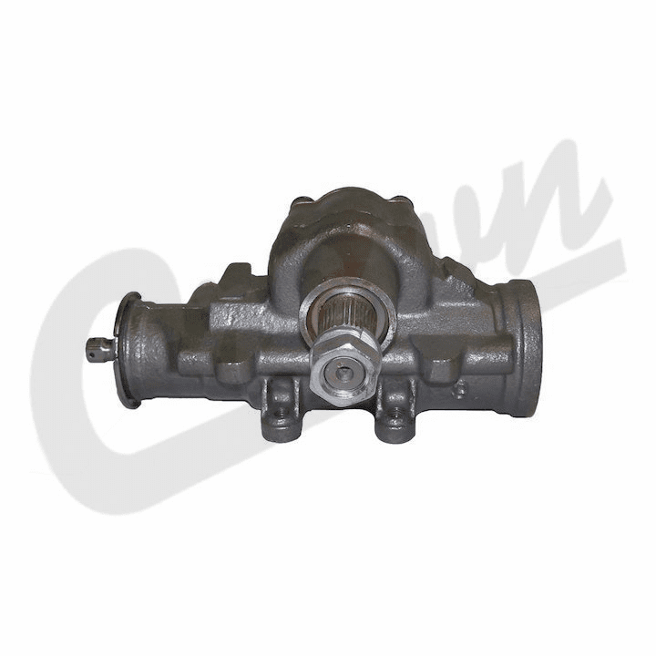 52002085R Steering Gear, Remanufactured 1981-1991 Jeep Grand Wagoneer, Cherokee SJ, J-Series Truck with Power Steering