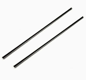 FSJKD1020 Glass Run Division Bar Kit, Rear DS & PS for 1963-1991 Jeep Grand Wagoneer