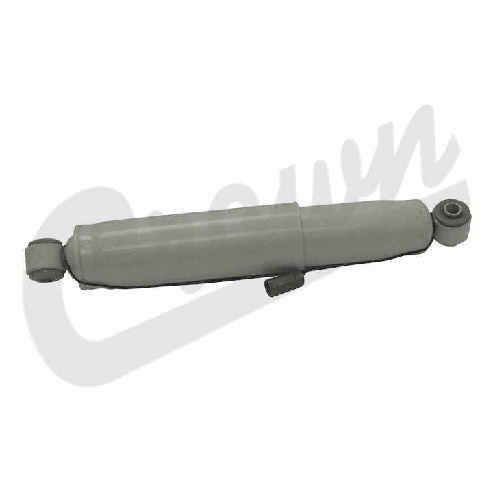 83503693 Rear Shock Absorber, Heavy Duty Gas, 1976-1991 Jeep Grand Wagoneer SJ & J-Series Truck
