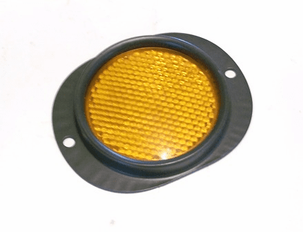 MS35387-2 Reflector with Amber Lens, Kaiser Jeep M715 Truck