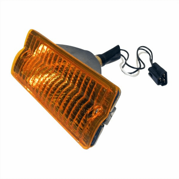 J5460106 Parking Lamp, Right Front, Grand Wagoneer, Cherokee, J10, J20 Truck