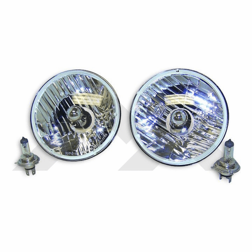RT28006 Halogen Light Conversion Kit for 1963-1978 Wagoneer, Cherokee & Jeep J-10 & J-20 Pick-Up Trucks
