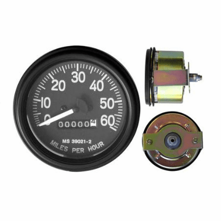 MS39021-2 Speedometer Assembly for M715 Kaiser Jeep 4x4 Models