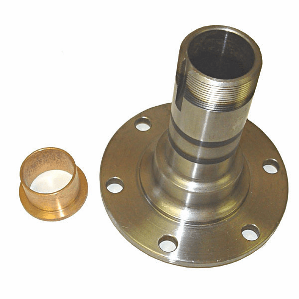 J8120362 Spindle with Bushing, Dana 27 Axle, 1963-1971 Jeep Commando, Wagoneer SJ, J-Series