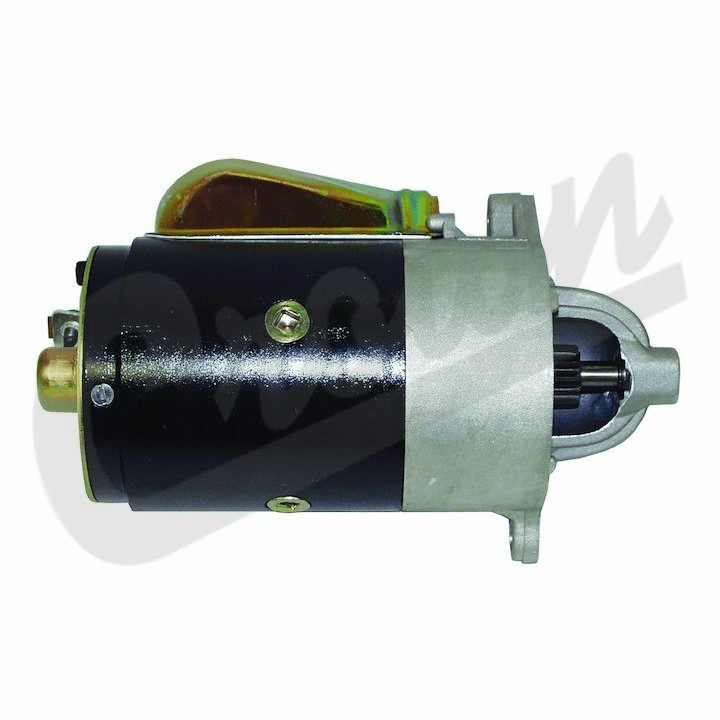 5752791 Starter Motor, Fits 1972-1987 Jeep SJ & J-Series with 4.2L and 5.9L Engines