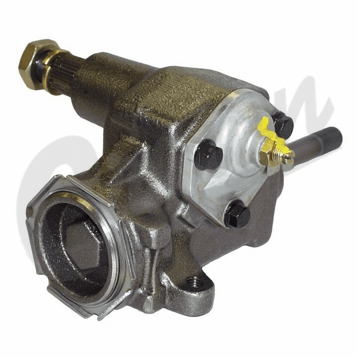 J0994509 Steering Gear, Manual Steering 1973-1986 Jeep Grand Wagoneer, Cherokee SJ, J-Series Truck without Power Steering