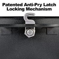Anti Pry Locking Mechanism