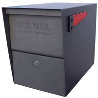 Granite Column Package Mailbox