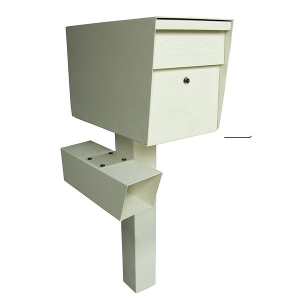 Mail Boss Package Master Newspaper Holder