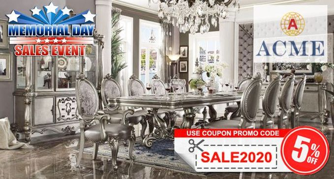 Acme Furniture Memorial Day Sale Promotion