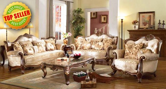Marseille Luxury Living Room Collection TOP SELLER - Great Value!