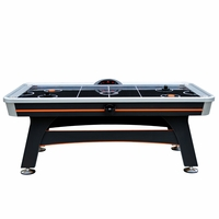 Carmelli Trailblazer 7-ft Arcade Level Air Hockey Table with Electronic Scoring
