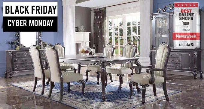 Shop Factory Direct SAVE BIG on Formal Dining Room Furniture!