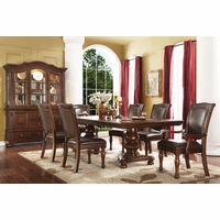Shop Queen Anne Desk Chair Set Free Shipping Today >> Formal Dining Room Sets Formal Dining Table And Chairs