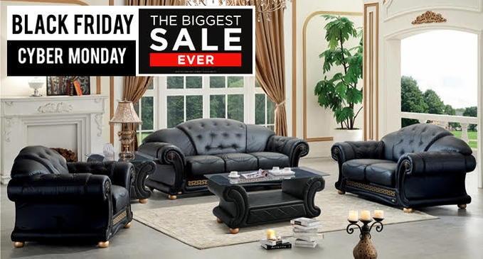 ShopFactoryDirect Black Friday - Cyber Monday! SAVE BIG on Formal Living Room Furniture!