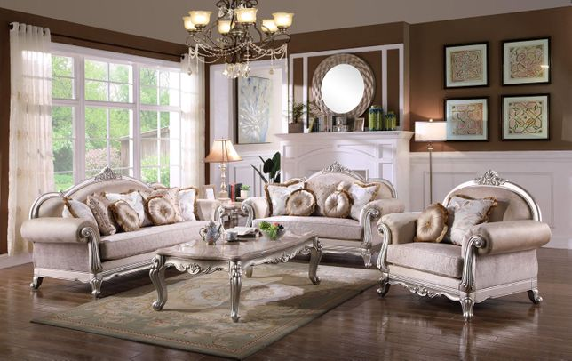 Strange Luxurious Traditional Living Room Furniture Sofa Set Exposed Home Interior And Landscaping Ponolsignezvosmurscom