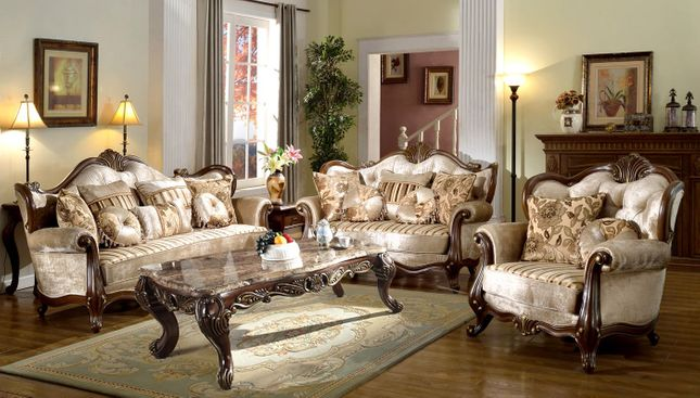 Mille French Provincial Beige