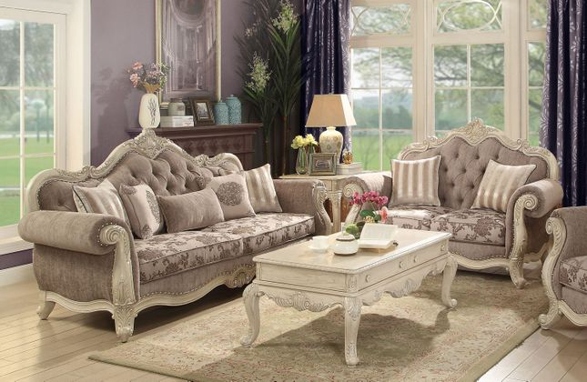 Mille French Provincial Sofa