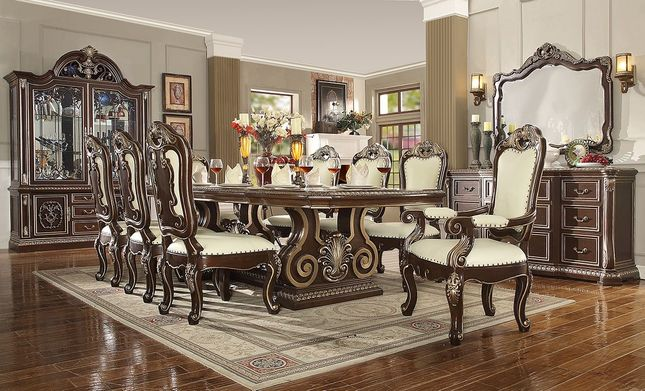 Gothic Style Furniture Dining Room