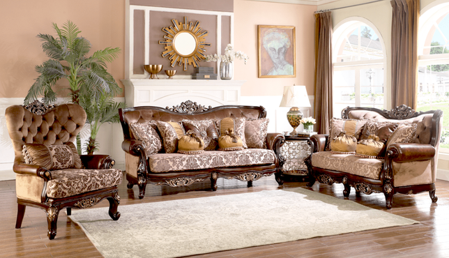 Ont Traditional Luxury On, Traditional Sofas Living Room Furniture
