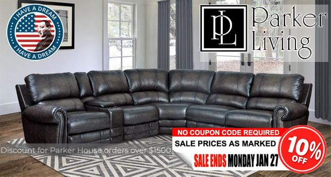 Parker Living Sofas & Sectionals SALE Additional 10% OFF!