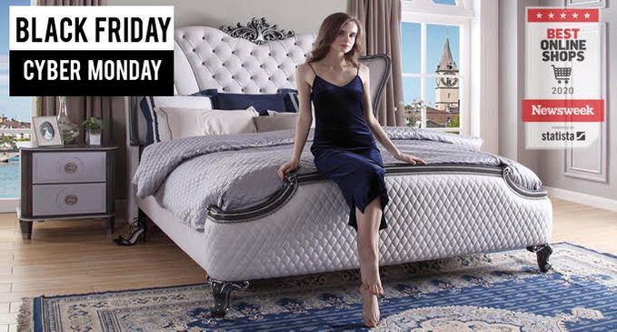 Black Friday - Cyber Monday FURNITURE SALE Bedroom Furniture HUGE SAVINGS!