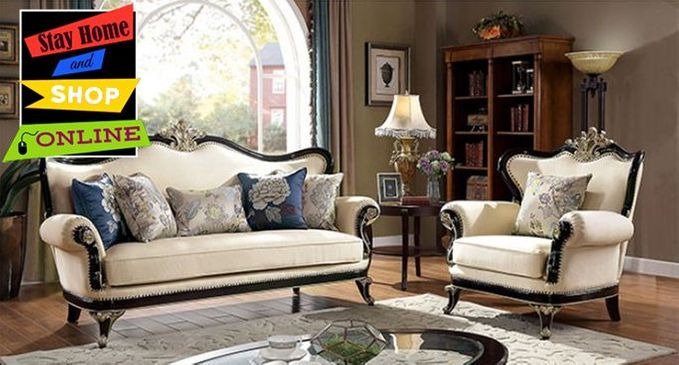 Stay Home and Shop Online for Fine Home Furnishings!