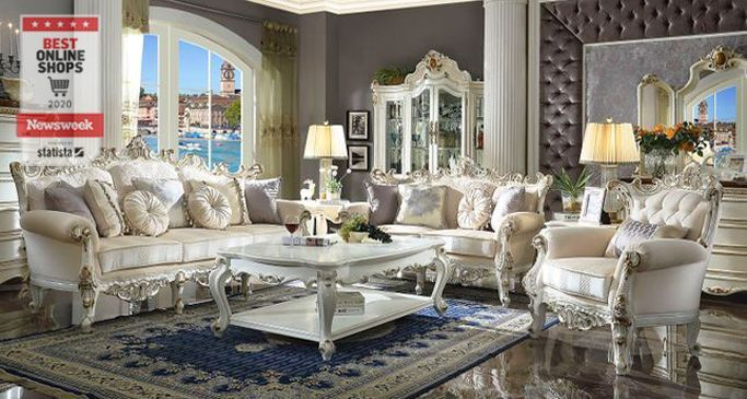 Traditional Formal Living Room Furniture Collections ON SALE!