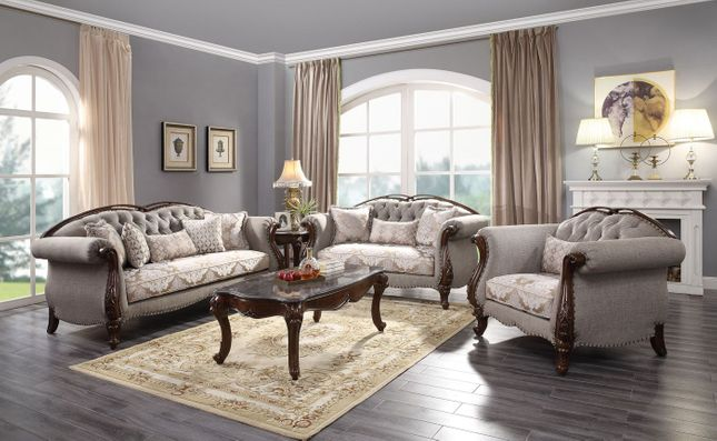 Traditional Formal Living Room, Traditional Living Room Furniture