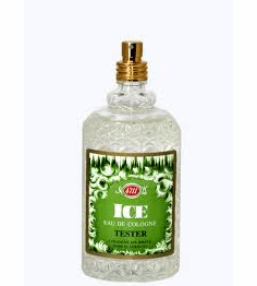 "4711 ICE Cool Cologne - TESTER - no ""Cap"" so you save $4"