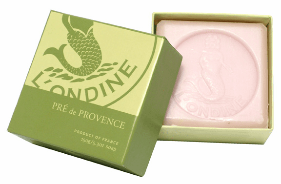 "Antiquaire - L'Ondine - ""Rose de Grasse"""