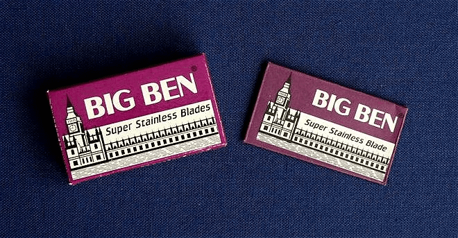"Big Ben ""Super Stainless"" Violet - 10 pk"