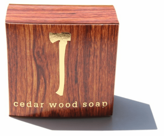 Cedar Wood Soap - Huge 5.8 oz Bar of Heavenly Goodness