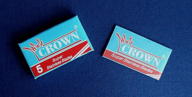 CROWN -  Super Stainless -  Red Stripe